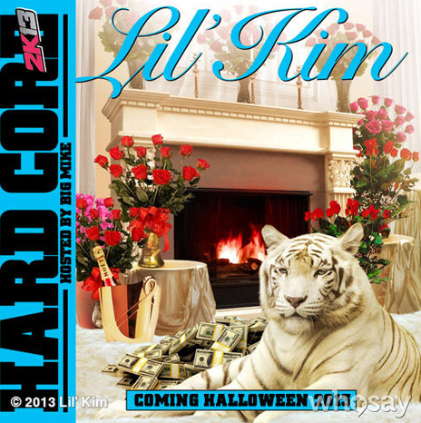 lil kim that grape juice hard core Fitting: Lil Kim Sets Halloween Release Date For New Mixtape