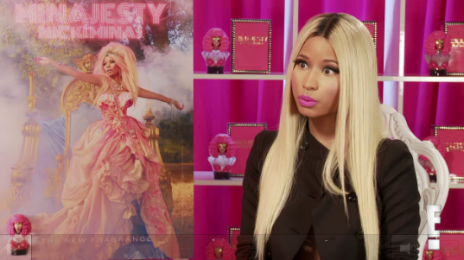 Nicki Minaj Talks 'The Other Woman', 'American Idol' And New Album With E!