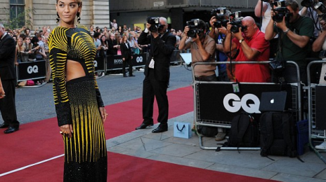 Must See: Rita Ora Stuns Crowds At 'GQ Men Of The Year Awards'