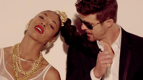 British University Bans Robin Thicke's 'Blurred Lines' For Trivialising Rape