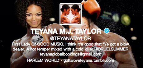 teyana taylor rihanna domestic abuse twitter header that grape juice Reebok Asked To Terminate Teyana Taylor Endorsement Following Domestic Violence Remark