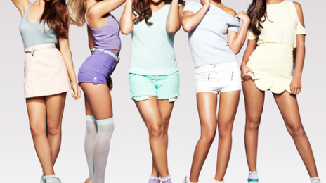 Watch: The Saturdays Perform 'Disco Love' On Stepping Out