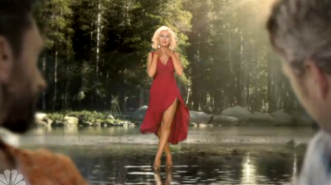 Watch: Christina Aguilera Walks On Water In New 'The Voice' Promo