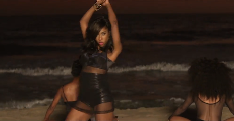 New Video: Sevyn Streeter & Chris Brown - 'It Won't Stop'