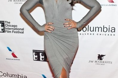 Hot Shots:  Jennifer Hudson Stuns At Chicago Film Festival
