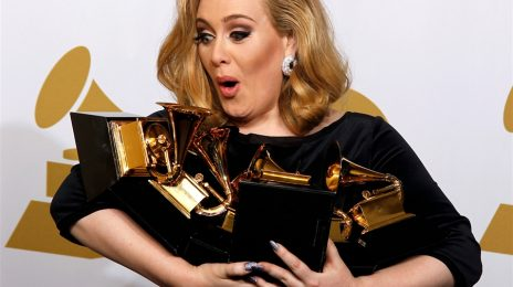 Adele's 'Rolling In The Deep' Certified 8x Platinum
