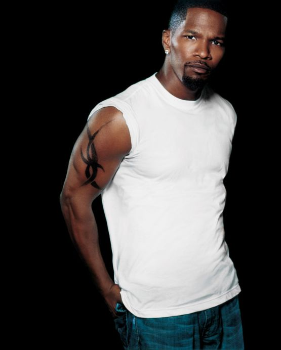 Jamie Foxx that grape juice Jamie Foxx Lends Support To Gay Teens In Any Given Tuesday PSA