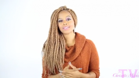 Watch:  Chrisette Michele Makes Moves To Fashion Via New Youtube Series