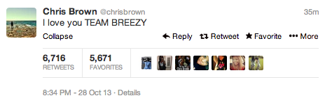 Screen shot 2013 10 28 at 8.11.08 PM Chris Brown Released Without Bail, Felony Assault Charge Reduced To Misdemeanor