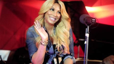 Exclusive: Tamar Braxton Performs 'The One' On 'The Splash'