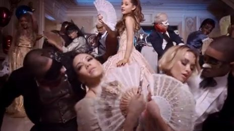 New Video: Ariana Grande - 'Right There (ft. Big Sean)'