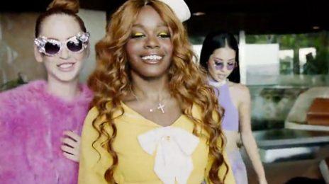 New Video:  Azealia Banks - 'ATM Jam'