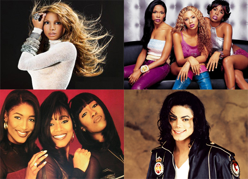 best you never heard 2013 The Best You Never Heard: Toni Braxton, Destinys Child, SWV, & Michael Jackson