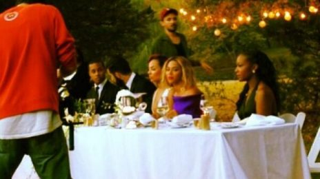 Hot Shot: First Snap Emerges From New Beyonce Video