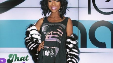 """Exclusive: Brandy - """"I Am Working On A New Album"""""""