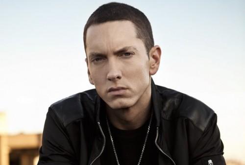 eminem mmlp2 1 Eminem Calls On Rihanna & Kendrick Lamar For Marshall Mathers LP 2 {Tracklisting}