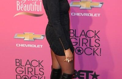Hot Shots: Jennifer Hudson Debuts New Short 'Do At 'BET Black Girls Rock'