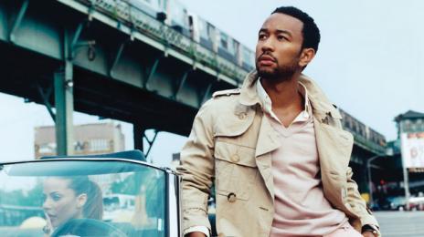 New Video: John Legend - 'All Of Me (Starring Victoria's Secret's Chrissy Teigen)'
