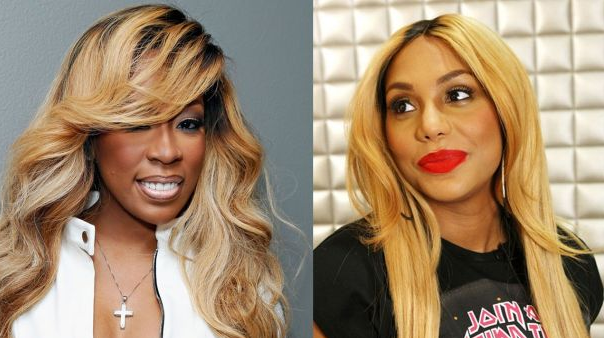k.michelle tamar braxton that grape juice K.Michelle Assesses Tamar Braxtons Career / Long Running Feud In New Interview
