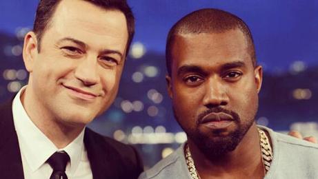 Watch: Jimmy Kimmel Interviews Kanye West (Full Interview)