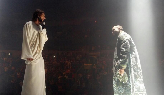 kanye west that grape juice yeezus tour Watch: Kanye West Live At The Yeezus Tour (Seattle Showing)