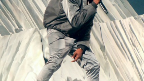 Watch: Kanye West Live At The 'Yeezus' Tour (Seattle Showing)'