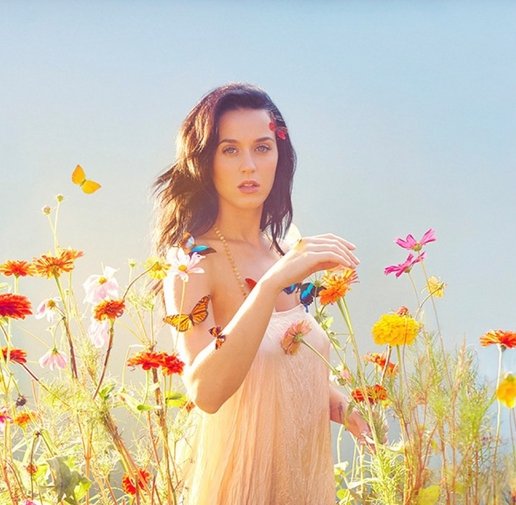 katy perry prism that grape juice And The Sales Are In! Katy Perrys Prism Sold...