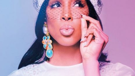 Kelly Rowland Covers 'Fashizblack'