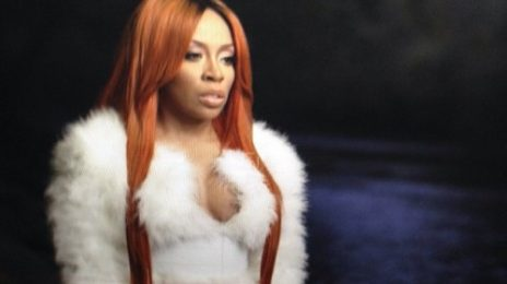 Hot Shots: K. Michelle Shoots 'Can't Raise A Man' Video