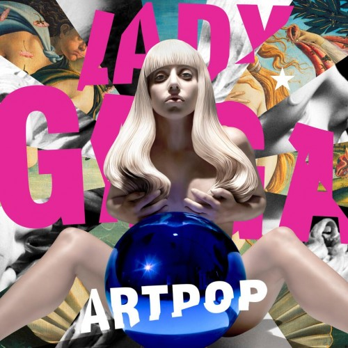 lady gaga artpop cover album e1381167133196 Lady GaGa Unveils ARTPOP Album Cover