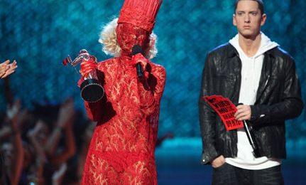 Lady GaGa & Eminem To Perform At 1st Youtube Music Awards