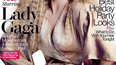 Hot Shots: Lady GaGa Stuns In Glamour