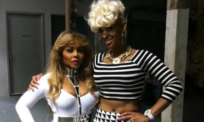 lil kim bet cypher 2013 that grape juicepg Lil Kim Talks BET Hip Hop Awards Cypher / Explains Support For Tiffany Foxx