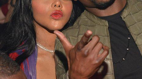 Hot Shots: Lil Kim Joins Diddy For 'BET Hip Hop Awards' Celebration