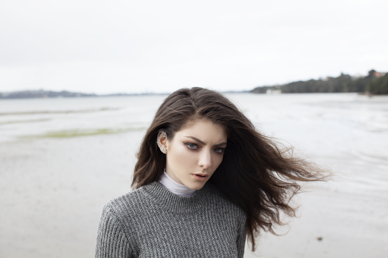 Must See: Lorde Performs 'Royals' Live On 'Good Morning ... Lorde Photoshoot 2013