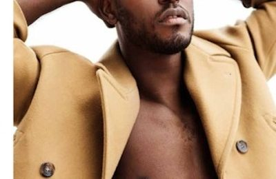 Luke James Poses For PEOPLE / Named One Of World's Sexiest Men