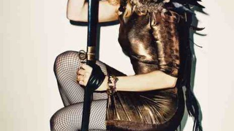 Madonna Bares All For Harper's Bazaar / Details Traumatic Rape