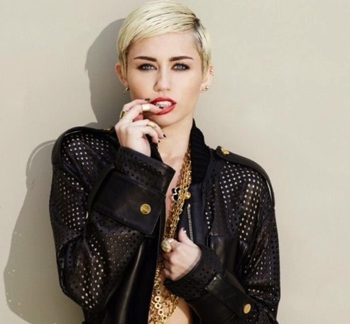 miley cyrus 2013 Watch: Miley Cyrus Rocks Today Show