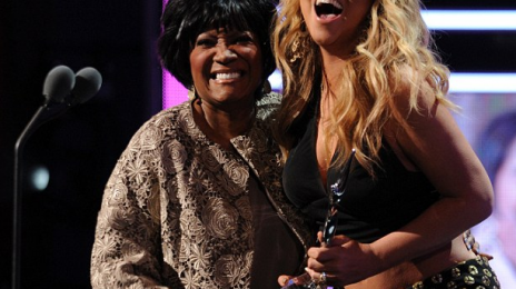 Hot Shots: Mariah Carey Honours Patti Labelle Live At 'Black Girls Rock 2013'