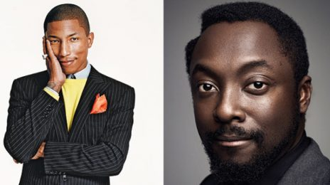 "Will.i.am Vs Pharrell Williams Legal Drama Heats Up: ""He Hasn't Reached My Level Of Distinction / He's A Copy Cat'"