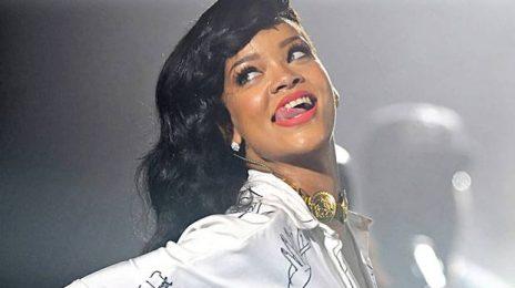 Watch: Rihanna Debuts New Tattoo