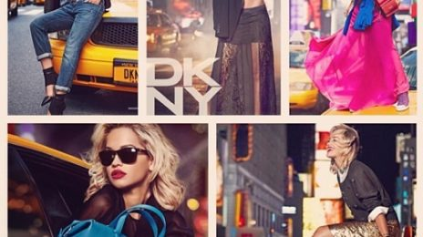 Hot Shot: Rita Ora Stuns For DKNY