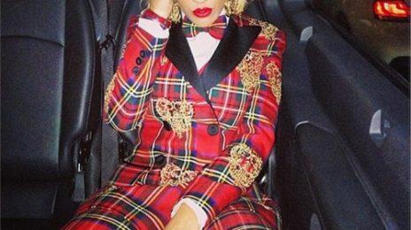 Hot Shots: Rita Ora Stuns With Kate Moss At Launch Of Rimmel London Range