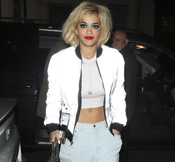 rita ora that grape juice she is diva 1 Hot Shots: Rita Ora Hits The Electric Cinema