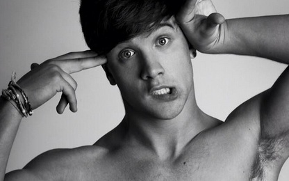 X Factor's Sam Callahan Details Violent Past: 'I Was Held Down & Kicked In The Face'