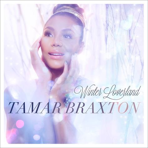 tamar braxton winter loverland that grape juice Tamar Braxton Releases Winter Loverland Artwork And Track List