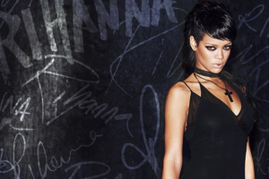 Hot Shot: Rihanna Unlocks 'What Now' Single Cover