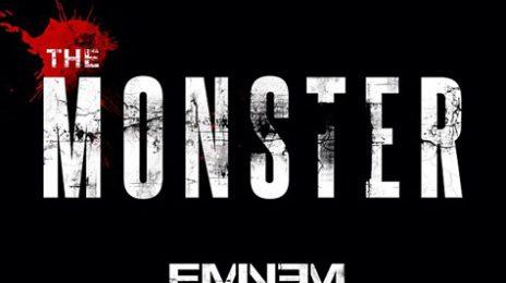 New Song: Eminem - 'The Monster (ft. Rihanna)'