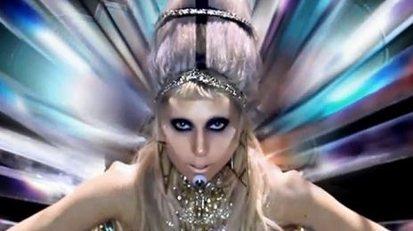 Report:  Lady Gaga To Become First Singer To Perform Outer Space