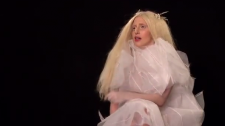 Lady GaGa Assesses Creative Journey / Weighs In On Art Vs Instagram